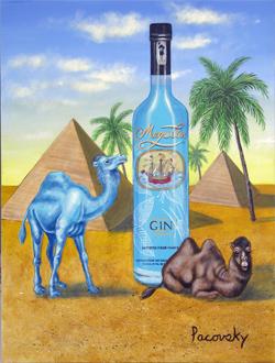 magellan art camels
