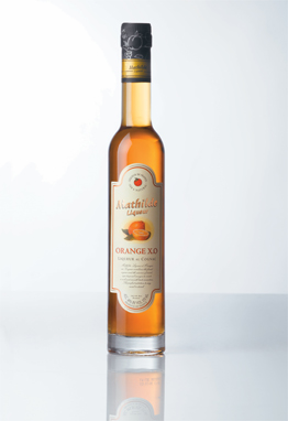 mathilde orange - small