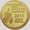 2011 Gold medal - landysmall